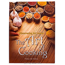 The Art Of Cooking Discovering Sri Lanka By M D Gunasena at Kapruka Online for specialGifts