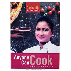 Anyone Can Cook 100 Recipes By M D Gunasena at Kapruka Online for specialGifts