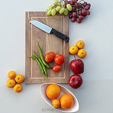 Vegetable Cutting Board With Juice Dripping Groove By SmartChef at Kapruka Online for specialGifts