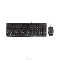 Logitech MK120 Wired Keyboard and Mouse Combo By Logitech at Kapruka Online for specialGifts
