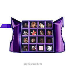 16 Piece Chocolate Blue Square Box (GMC) By GMC at Kapruka Online for specialGifts