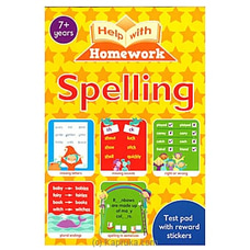 Help With Homework: Spelling at Kapruka Online