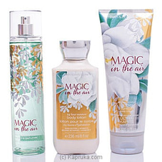 Bath And Body Works Magic In The Air Set  By BBW at Kapruka Online for specialGifts
