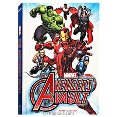 Marvel: The Avengers Vault By Big Bad Wolf at Kapruka Online for specialGifts