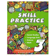 Skill Practice, Grade 3 By Big Bad Wolf at Kapruka Online for specialGifts