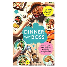 Dinner Like A Boss By Big Bad Wolf at Kapruka Online for specialGifts