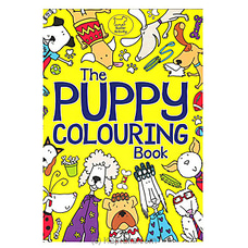 The Puppy Colouring Book By Big Bad Wolf at Kapruka Online for specialGifts