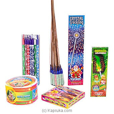 Awurudu Fire Crackers By NA at Kapruka Online for specialGifts