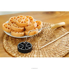 Nonstick Kokis Mould Shape 2 By Bristo at Kapruka Online for specialGifts
