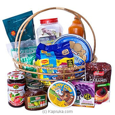 Basket Of Treats New Year Hamper at Kapruka Online