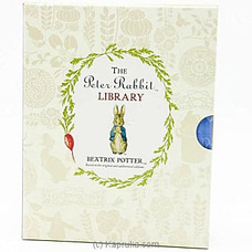 The Peter Rabbit Library 10 Books Collection Gift Set By Big Bad Wolf at Kapruka Online for specialGifts