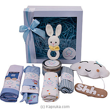 Twinkle Trinkets Baby Boy Gift Set By First Smile at Kapruka Online for specialGifts