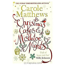 Christmas Cakes And Mistletoe Nights By Big Bad Wolf at Kapruka Online for specialGifts