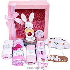 Twinkle Trinkets Baby Girl Gift Set By First Smile at Kapruka Online for specialGifts