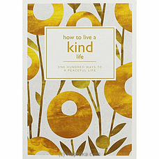 How To Live A Kind Life By Big Bad Wolf at Kapruka Online for specialGifts