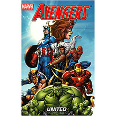 Marvel Adventures Avengers By Big Bad Wolf at Kapruka Online for specialGifts
