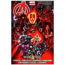 Avengers: Revelations By Big Bad Wolf at Kapruka Online for specialGifts
