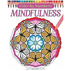 Color By Numbers - Mindfulness By Big Bad Wolf at Kapruka Online for specialGifts