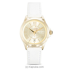 Pepe Jeans Ladies Fashion Watch -R2351114501 By Pepe Jeans at Kapruka Online for specialGifts