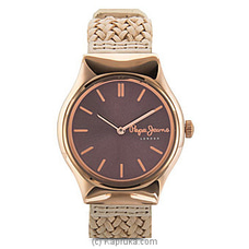 Pepe Jeans Ladies Fashion Watch -R2351113501 By Pepe Jeans at Kapruka Online for specialGifts