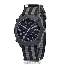 Pepe Jeans Unisex Fashion Watch - R2351108005 By Pepe Jeans at Kapruka Online for specialGifts