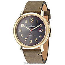 Pepe Jeans Gents Fashion Watch - R2351105007 By Pepe Jeans at Kapruka Online for specialGifts