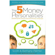 The 5 Money Personalities By Big Bad Wolf at Kapruka Online for specialGifts