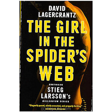The Girl In The Spider`s Web at Kapruka Online