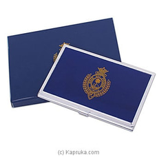 Royal College Visiting Card Holder By Royal College at Kapruka Online for specialGifts