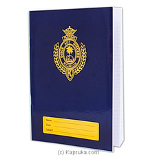 Royal College Exercise Book-Single Rule- By Royal College at Kapruka Online for specialGifts