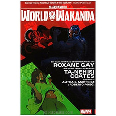 Black Panther: World Of Wakanda By Big Bad Wolf at Kapruka Online for specialGifts