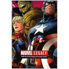Marvel Legacy By Big Bad Wolf at Kapruka Online for specialGifts