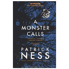 A Monster Calls By Big Bad Wolf at Kapruka Online for specialGifts