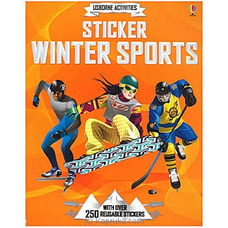 Sticker Winter Sports By Big Bad Wolf at Kapruka Online for specialGifts