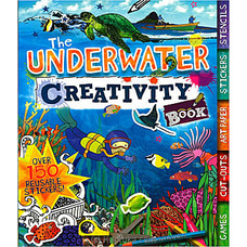 The Underwater Creativity Book By Big Bad Wolf at Kapruka Online for specialGifts