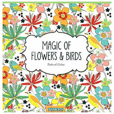 Magic Of Flowers And Birds By Big Bad Wolf at Kapruka Online for specialGifts