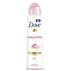 Dove Beauty Finish Deodorant 250ml By Unilever at Kapruka Online for specialGifts