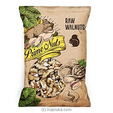 Prime Nuts Raw Walnut -100g Packet By NA at Kapruka Online for specialGifts