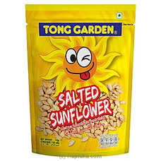 Tong Garden Salted Sunflower Seeds 110g By NA at Kapruka Online for specialGifts