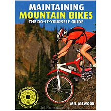 Maintaining Mountain Bikes By Big Bad Wolf at Kapruka Online for specialGifts