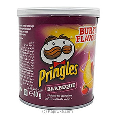 Small Tin Of Pringles Barbeque  -40g By Pringles at Kapruka Online for specialGifts