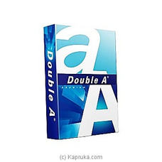 Double A Premium A4 Paper 80 GSM By M D Gunasena at Kapruka Online for specialGifts