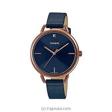 Casio Enticer A1814 Ladies Watch LTP-E415RL-2CDF By NA at Kapruka Online for specialGifts