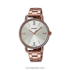 Casio Enticer A1807 Ladies Watch LTP-E414R-7ADF By NA at Kapruka Online for specialGifts