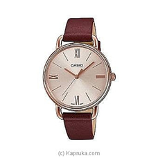 Casio Enticer A1802 Ladies Watch LTP-E413RL-5ADF By NA at Kapruka Online for specialGifts