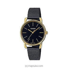 Casio Enticer A1793 Ladies Watch LTP-E412MGB-1ADF By NA at Kapruka Online for specialGifts