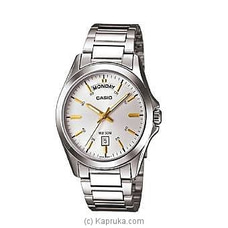 Casio Enticer A1462 Mens Watch MTP-1370D-7A2VDF By Enticer at Kapruka Online for specialGifts