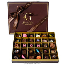 `MOM` 30 Piece Chocolate Box (GMC) By GMC at Kapruka Online for specialGifts