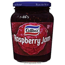 Cottees Raspberry Jam 500g By Globalfoods at Kapruka Online for specialGifts