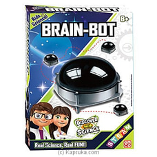 Kids Science Kits- Brain Bot CHILDRENSTOY at Kapruka Online